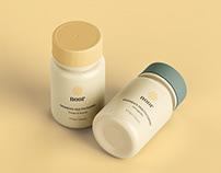 Noor Vitamins [Logo Design + Branding]