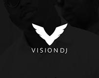 Vision DJ Logo