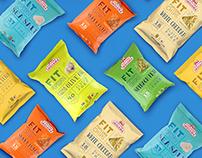 Popcorn Indiana Packaging Rebrand