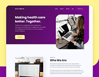 Landing Page | HealthMate