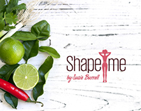 Shape Me Website & Marketing
