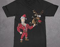 Approved Illustration shirt design