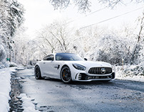 Snow Shots - CGI & Photograph & Retouching