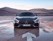 Mercedes with Tomek Olszowski - Stills