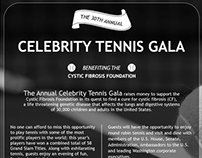 Celebrity Tennis Gala / National Journal