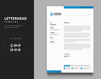 Letterhead Template for Word