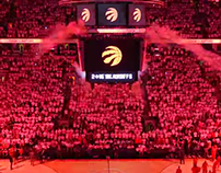 Toronto Raptors 2015 Playoff Intro