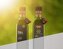 Biojordan CGI Oil Bottles