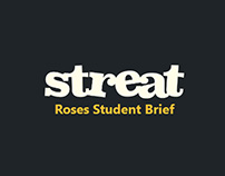 *YEAR1 Roses Brief* Streat - Street Food App Concept