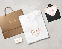 Brides Brunch Tallinn minimalistic logo