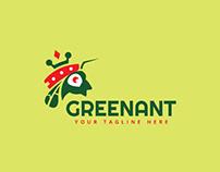 Green Ant Logo