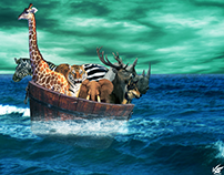 "Manipulation ""Safari Animal"""