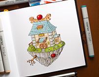 Magic Illustrations / Copic Markers