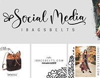 SOCIAL MEDIA IBAGS BELTS | 2019