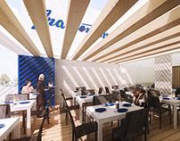 TRAMONTANA / Mediterranean Restaurant