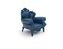 Free 3D Model: Magis Proust armchair by Magis