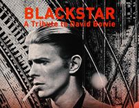 BLACKSTAR: A TRIBUTE TO DAVID BOWIE  - Event artwork