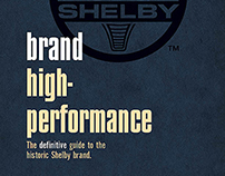 CARROLL SHELBY INTERNATIONAL: STYLE GUIDE