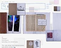 The Sketchbook Project Website Redesign