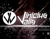 Logo for DJ - Vinicius Valis