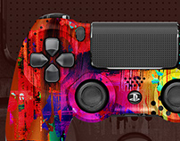 PS4 Controller Skins | 2018