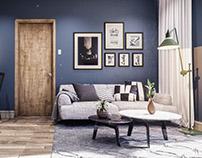 Scandinavian Apartment UE4