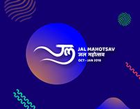 Jal Mahotsav-Event Branding