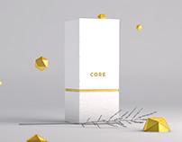 Core's Branding