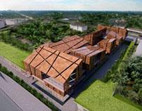 Selcuk Ecza Headquarters