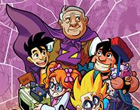 El Capitán Zheimer 1 - Libro ilustrado