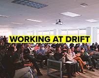 Working at Drift Testimonials