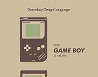 Game Boy Design Language Illustration