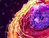 Particles Design work
