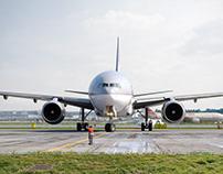 Boeing 777 3D