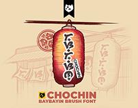 BAYBAYIN CHOCHIN Free Font