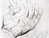 Hands Illustration 3