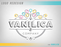 Modern and elegant design/redesign for Vanilica company