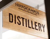 Hippocampus Packaging and Signage