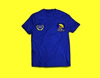 UFRJ Rugby | Branding