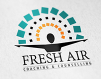 Fresh Air Logo Design
