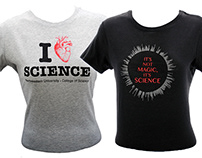 College of Science: T-Shirts