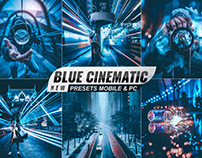 BLUE CINEMATIC
