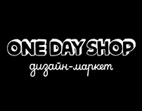ONE DAY SHOP | redesign concept