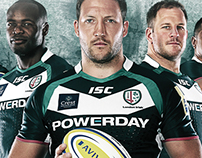 London Irish - 2014/15 season ticket brochure