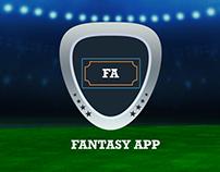 Fantasy App UI/UX