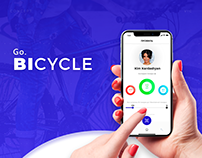 Go.Bicycle IOS App for bicycle sharing