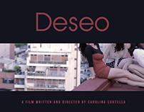 Deseo - Short film poster