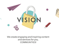 Company Vision, Mission, Values (HIP)