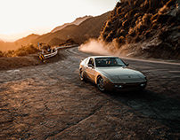 Sunset Cruise x Magnus Walker
