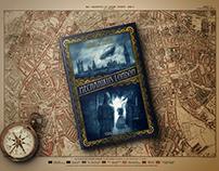 BOOK COVER DESIGN - George Mann's - The Affinity Bridge